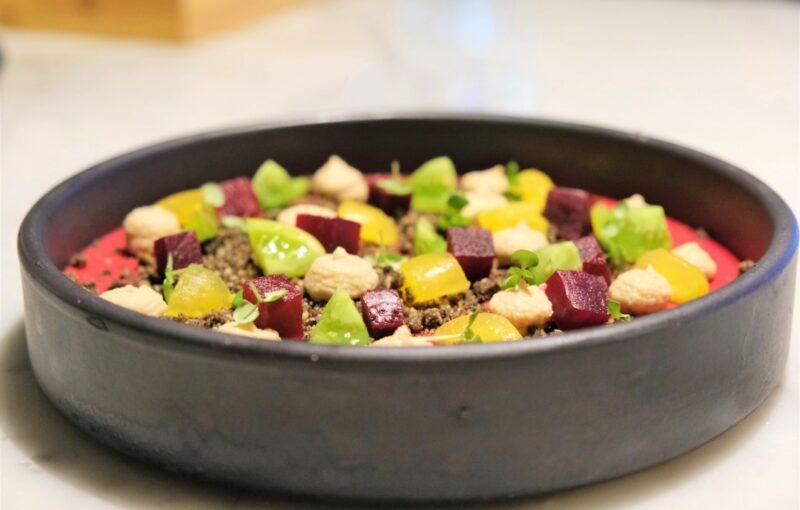 Los mejores restaurantes vegetarianos en España