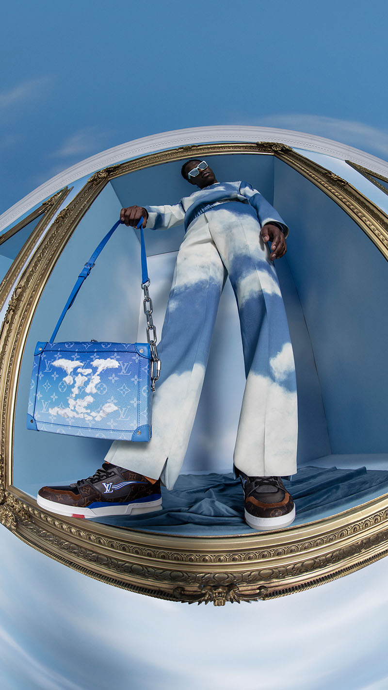 La campaña de Louis Vuitton Men's FW20