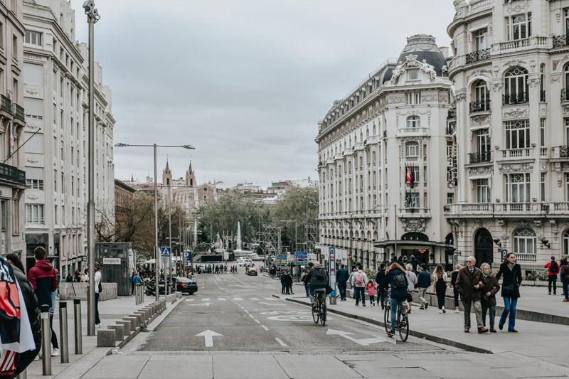 Madrid la mejor ciudad para vivir y teletrabajar