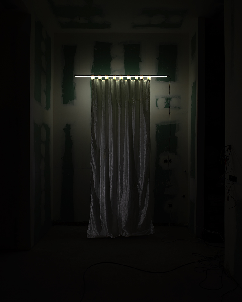 Nodo, cuando los objetos emergen de la oscuridad