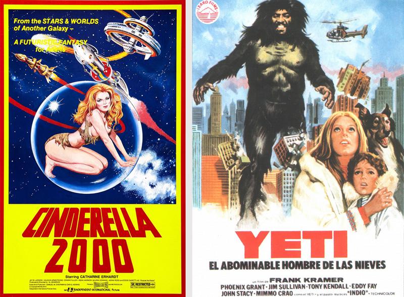 Salazeta: Las peores películas del mundo
