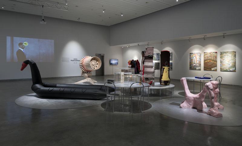 Exposición State of Extremes en el Design Museum Holon