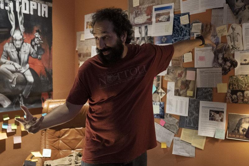 Utopía se estrenará en octubre en Amazon Prime Video