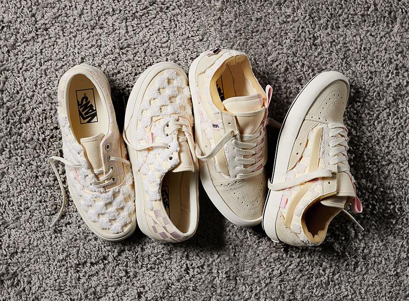 La colección más cute de Vans