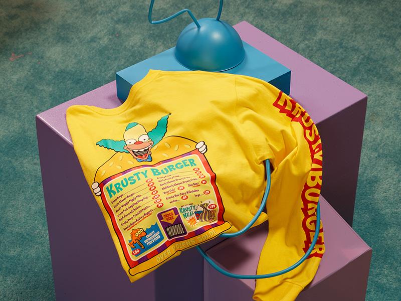La nueva colección de Vans x Los Simpson