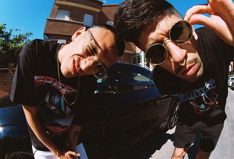 Bejo y Kabasaki creadores de un nuevo género: reggaetuning