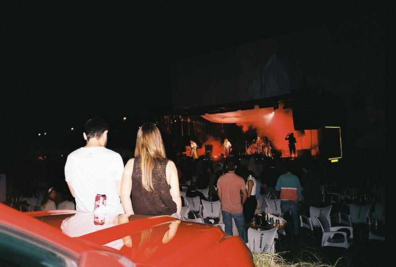 Belako presenta en Madrid su cuarto disco Plastic Drama