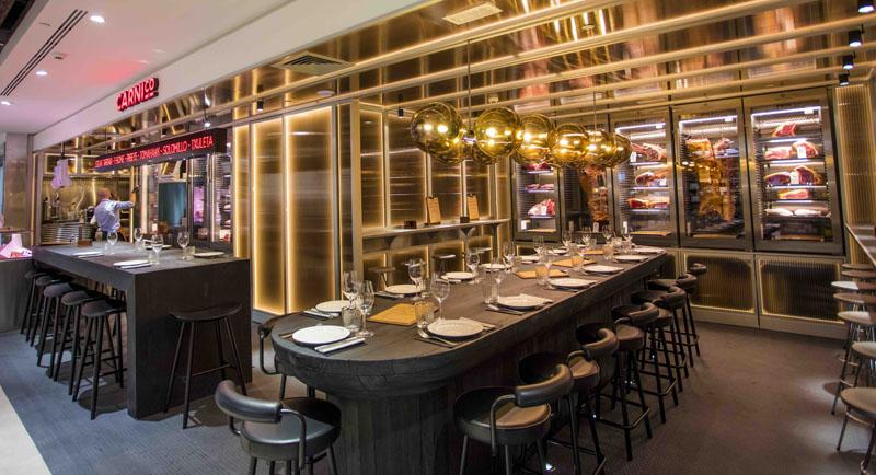 Carnico abre su primer restaurante en la calle Goya