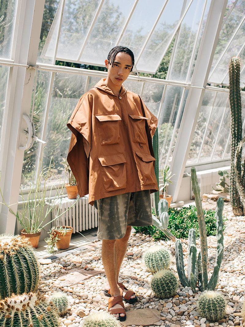 David Catalán SS21, una colección para safaris urbanos