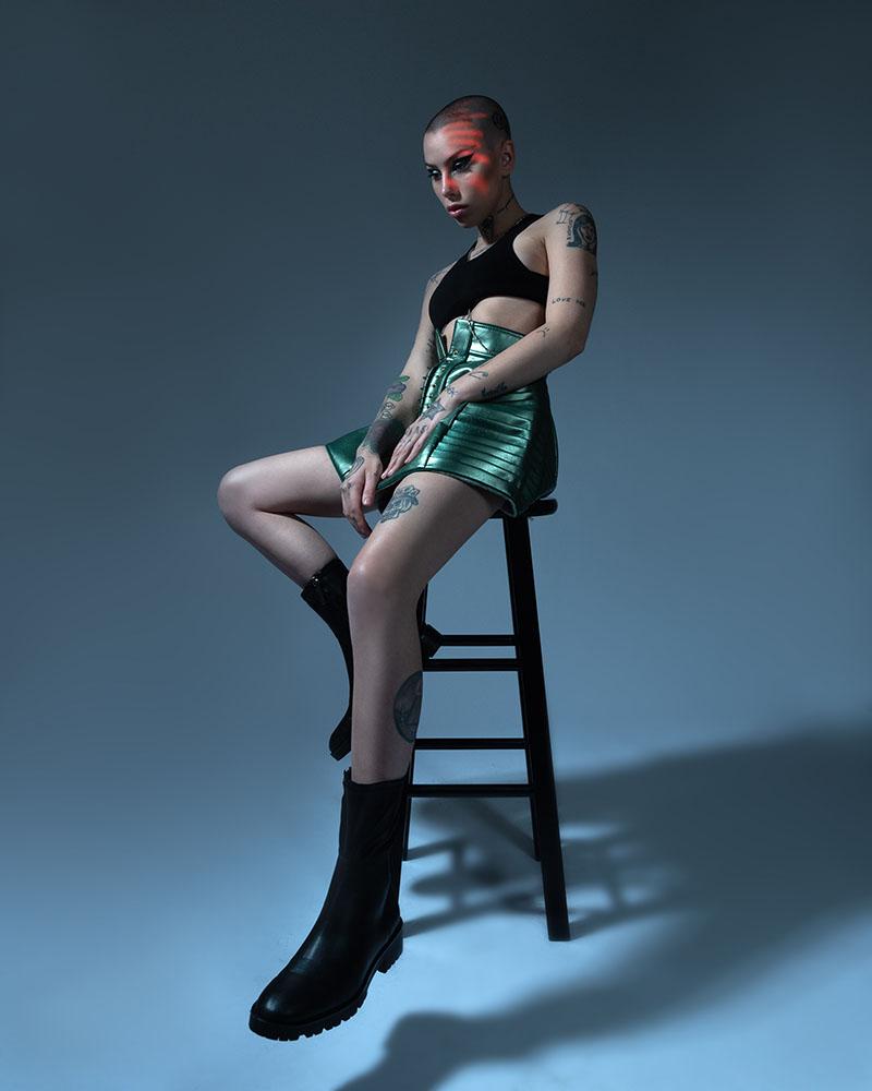 Moda punk futurista: The World She Made
