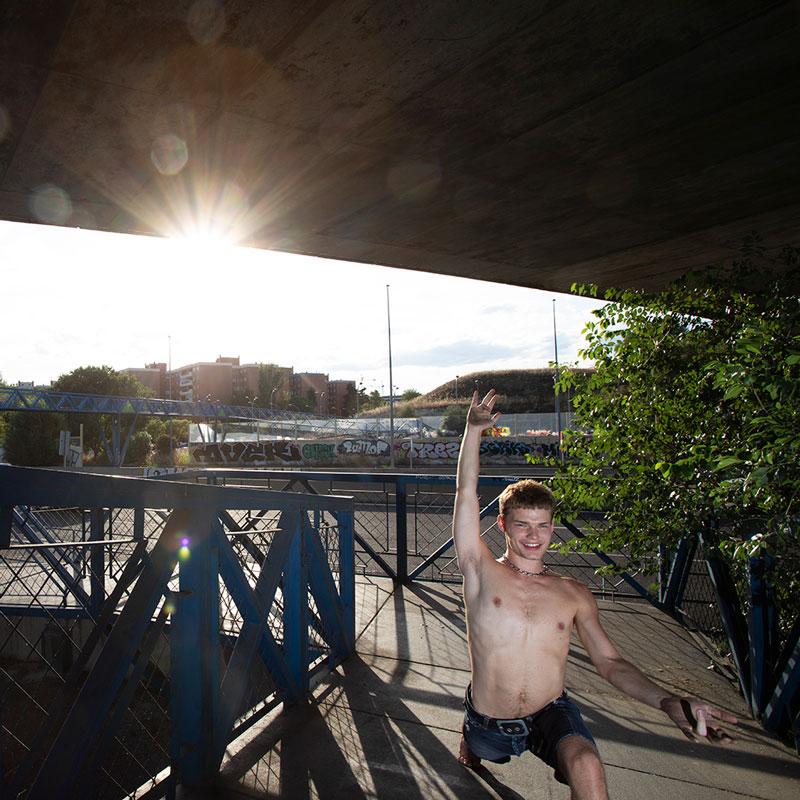 Fotógrafo y Modelo: Jesús Ubera y Marco Arcangelo