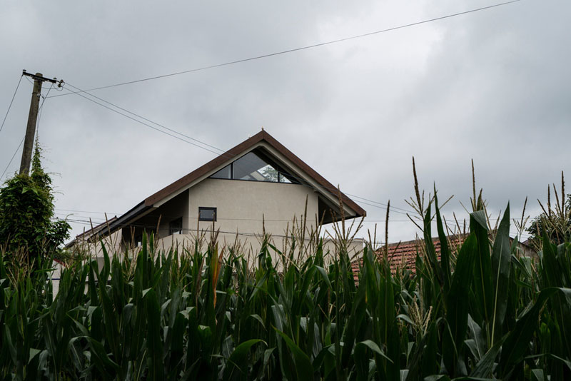 House G: Reinventando la casa rural en China