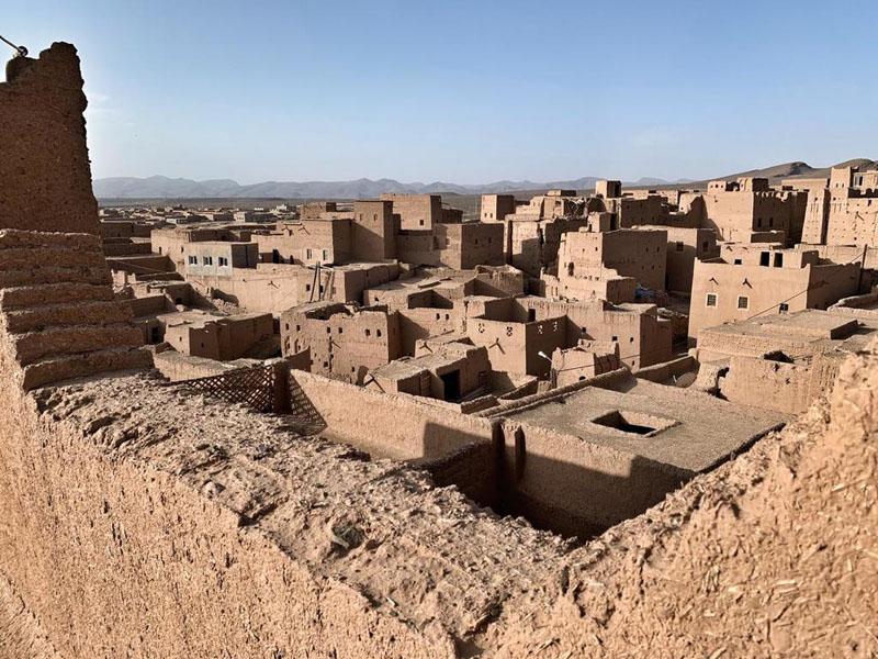 Kasbah Oulad Othmane: Un viaje paradisiaco al pasado
