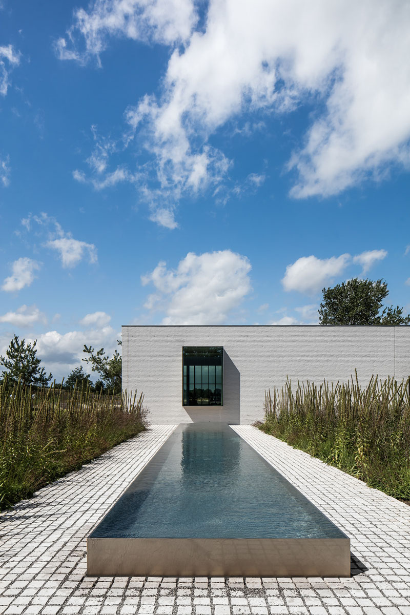 Piet Boon gana un premio Architizer con su oficina Brabant