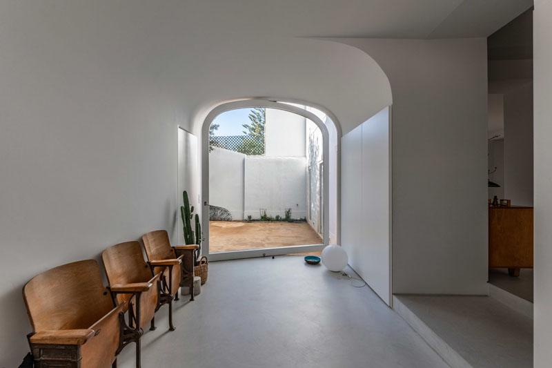 Rehabilitación en Lisboa por SIA arquitectura