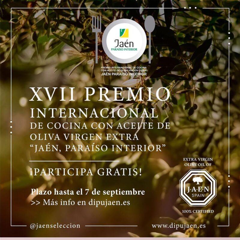 XVII Premio Internacional de cocina con Aove