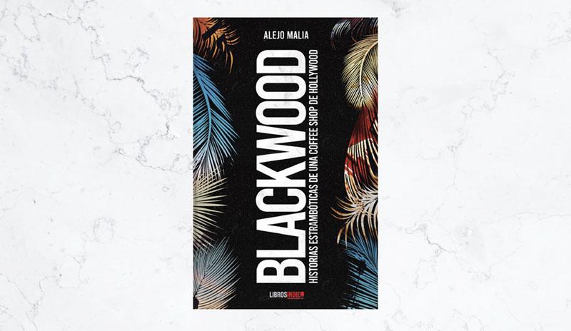 Alejo Malia habla de Blackwood, su libro sobre Hollywood