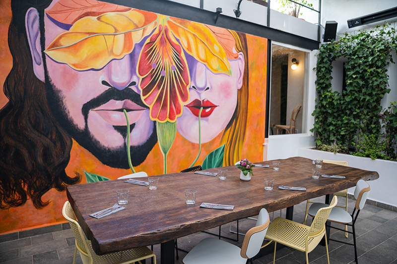 Baboon, el nuevo restaurante de Urban Food de Marbella