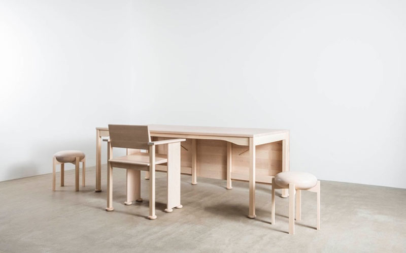Connected: diseño de mobiliario creado desde la distancia