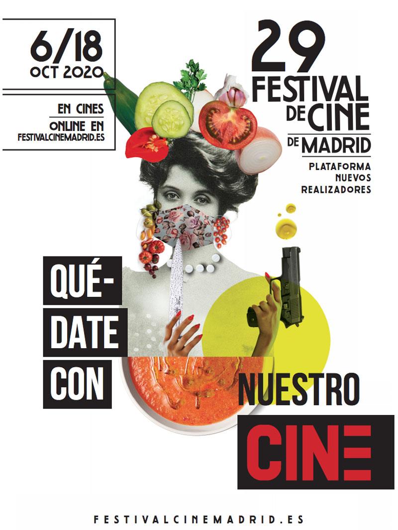 Festival de Cine de Madrid será presencial y online
