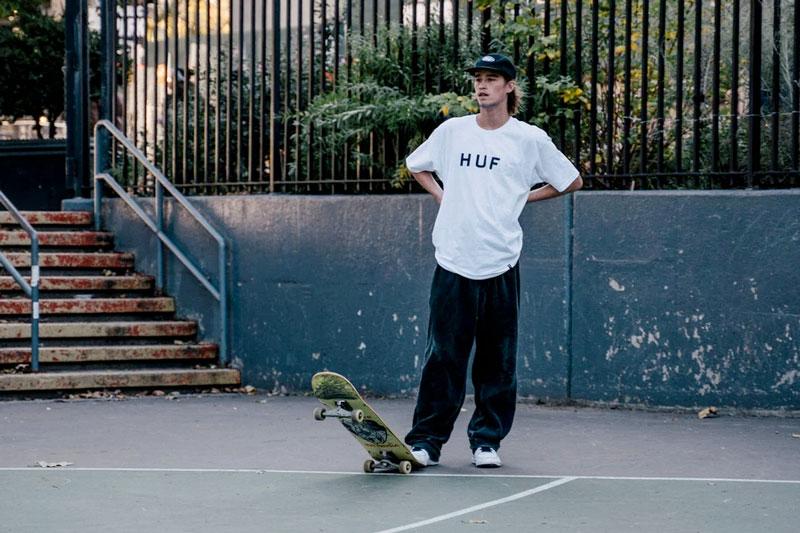 Keith Hufnagel, de Huf Worldwide, fallece a los 46 años.