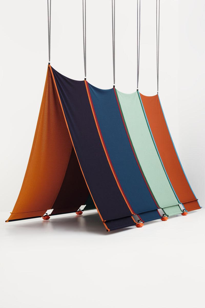Exposición Knit! organizada por Kvadrat