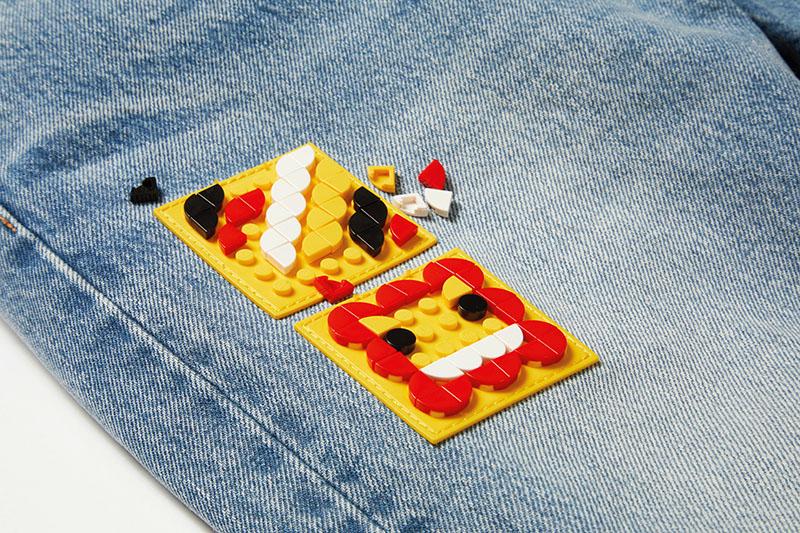 Deja volar tu imaginación: Levi's x Lego