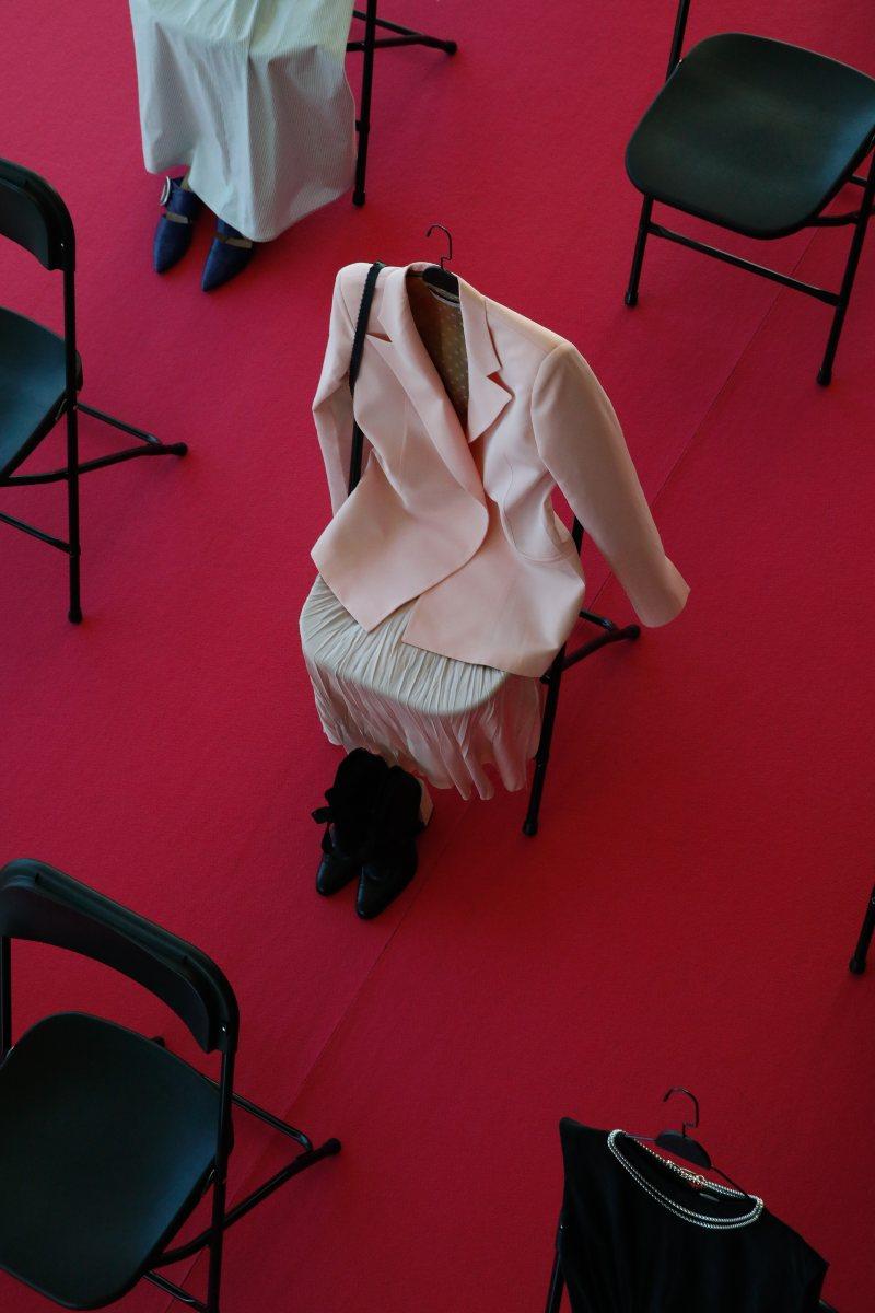 Moises Nieto SS21 en la Semana de la Moda de Madrid