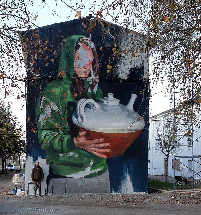 Parees Fest > Festival de Intervención Mural de Oviedo