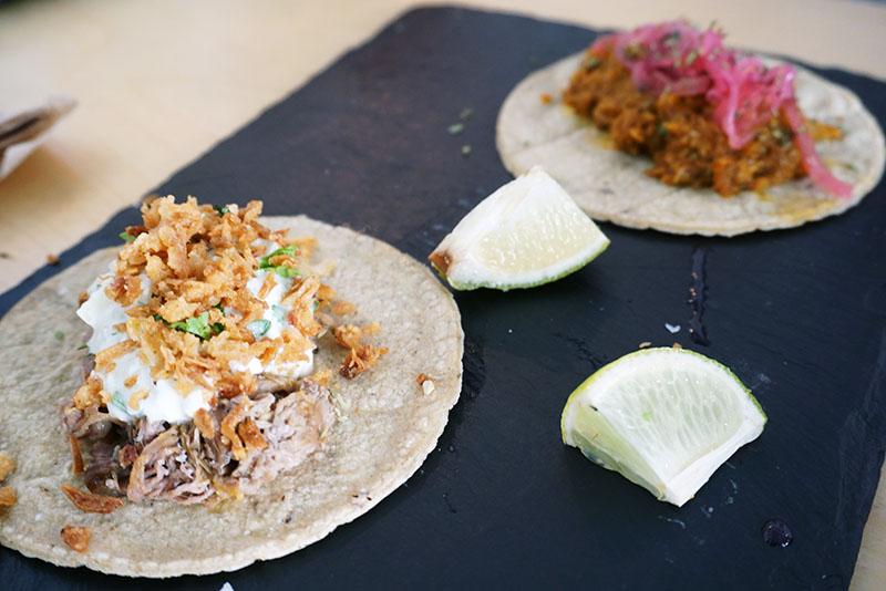 Casa 28: carne de El Capricho y tacos jugosos en Malasaña