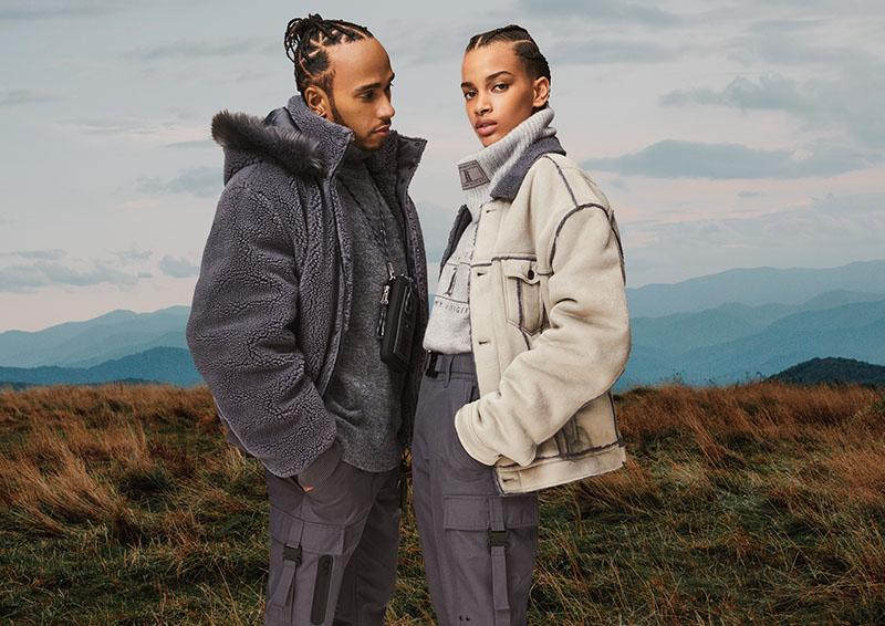 La quinta colaboración de Tommy x Lewis Fall 2020