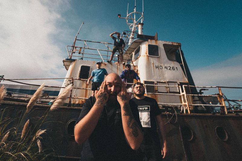 YouCantHide, la fusión gallega del punk y el trap