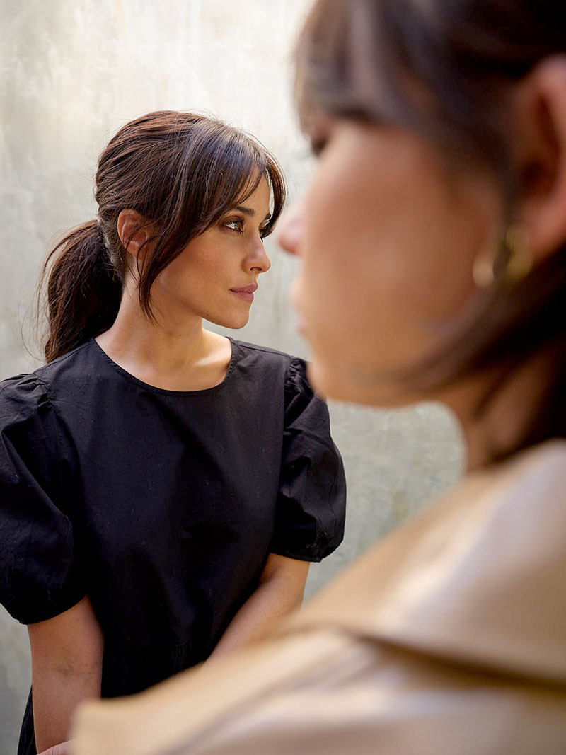 Macarena García y Greta Fernández x Zalando AW20