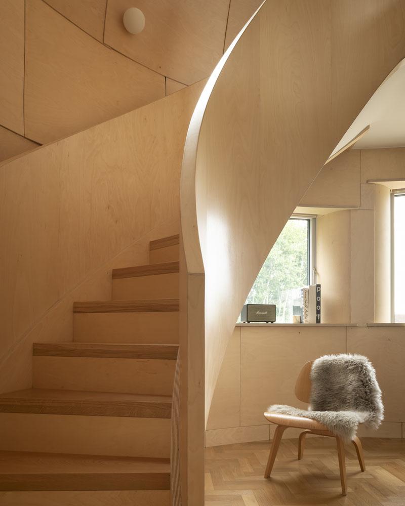 Bumpers Oast: la arquitectura vernácula repensada por Acme