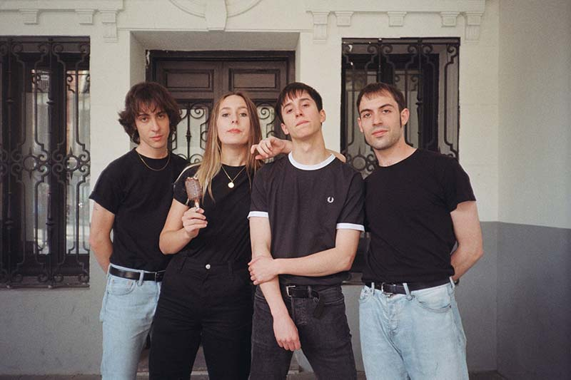 Carrera, la banda madrileña que resucita el noise pop