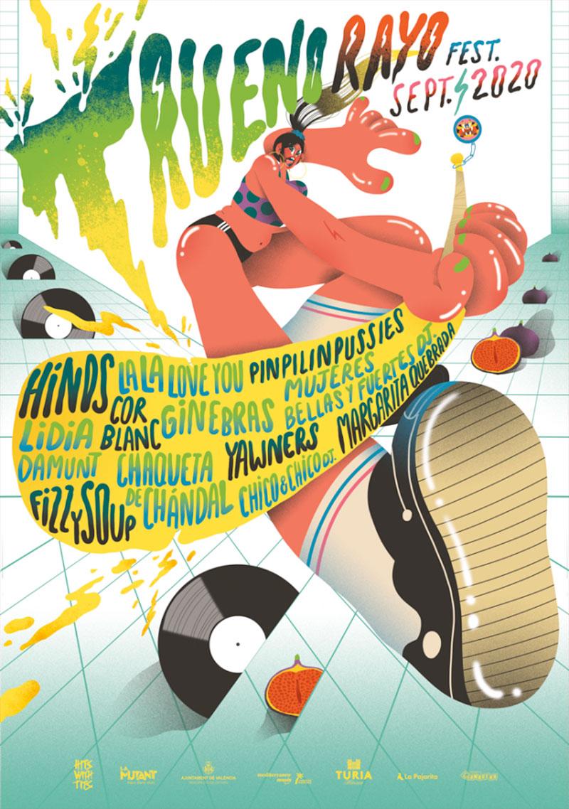 Truenorayo Fest 2020 se atreve con los directos