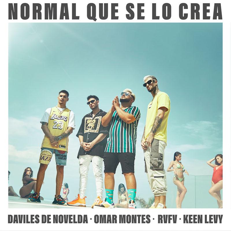Daviles de Novelda, Omar Montes, RVFFV y Keen Levy
