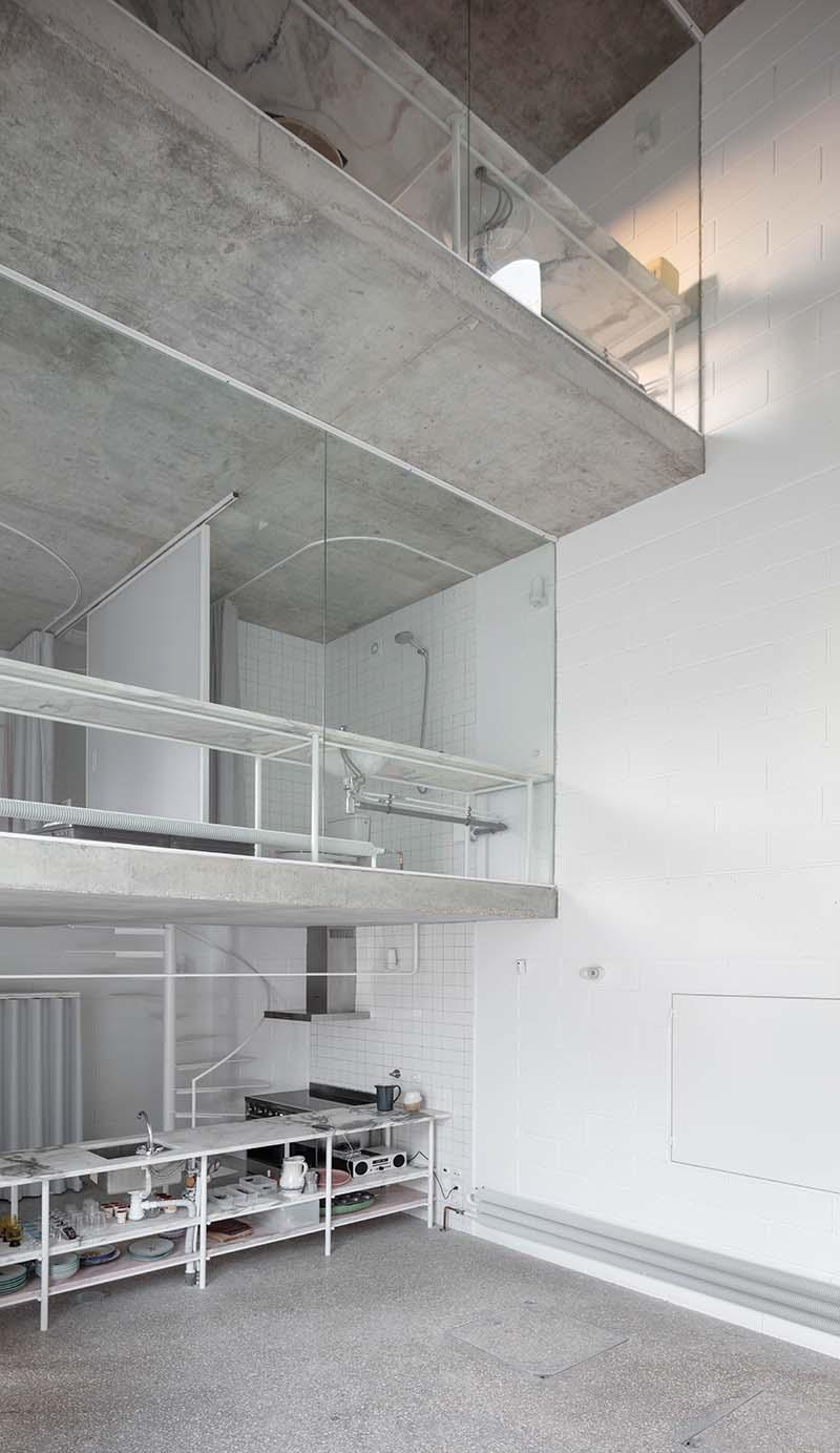 Dodged House, arquitectura que narra la historia de Lisboa