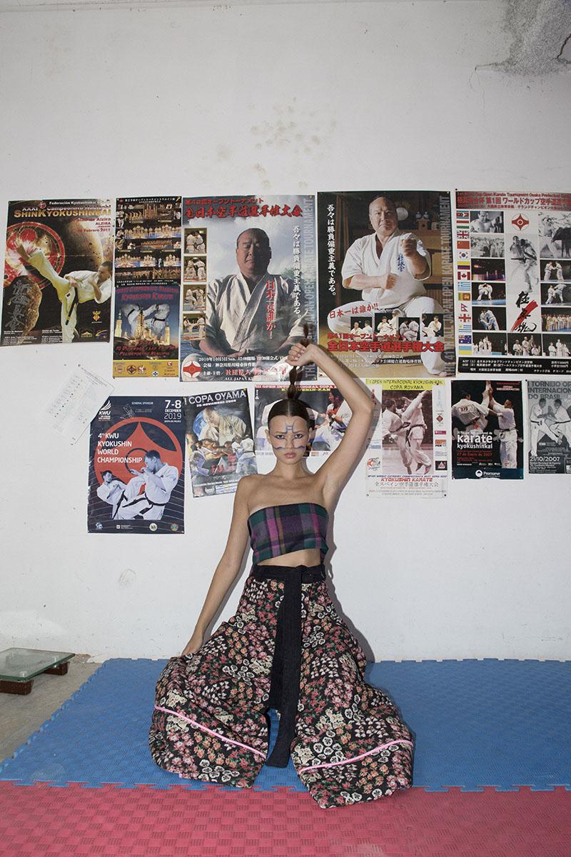 Diseñadores emergentes: Alba Solís 1966/7 FW20