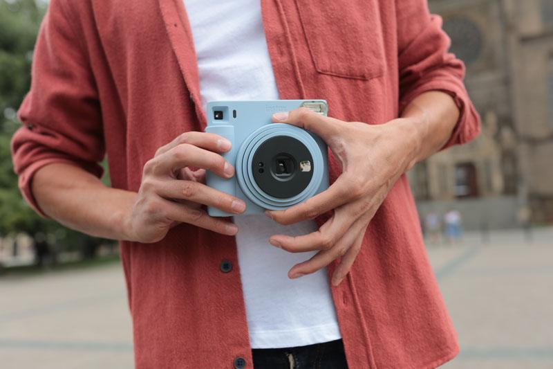 Fujifilm Instax Square SQ1: sobresaliente estética