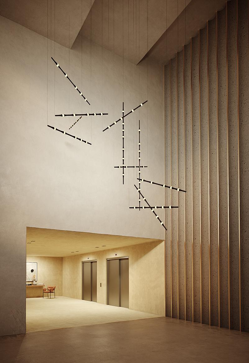 Dirección de arte de Isern Serra y Sylvain Carlet para Grok