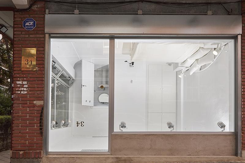 Habitación Número 34: nuevo espacio de creación en Madrid