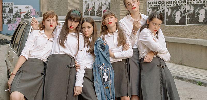 Las niñas, una mirada indeleble
