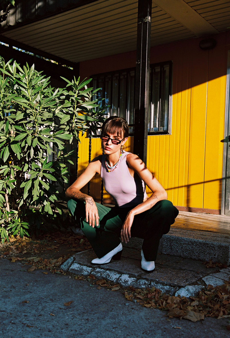 Invita a Natalia Lacunza a tu casa con Jägermeister