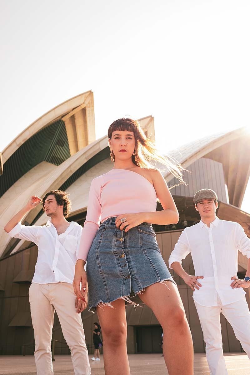 Ange, artista española de Neo Soul que triunfa en Australia