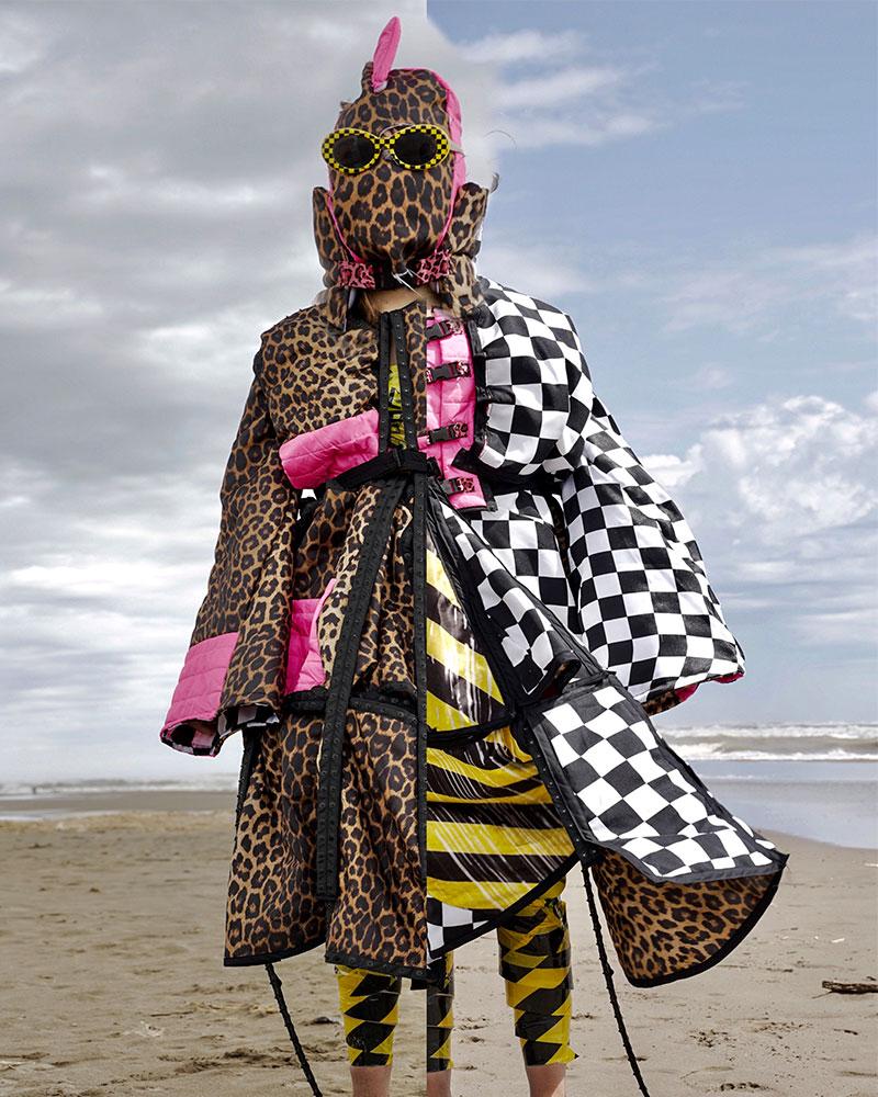 Proyectos fin de grado en moda x Bau por Laura Núñez