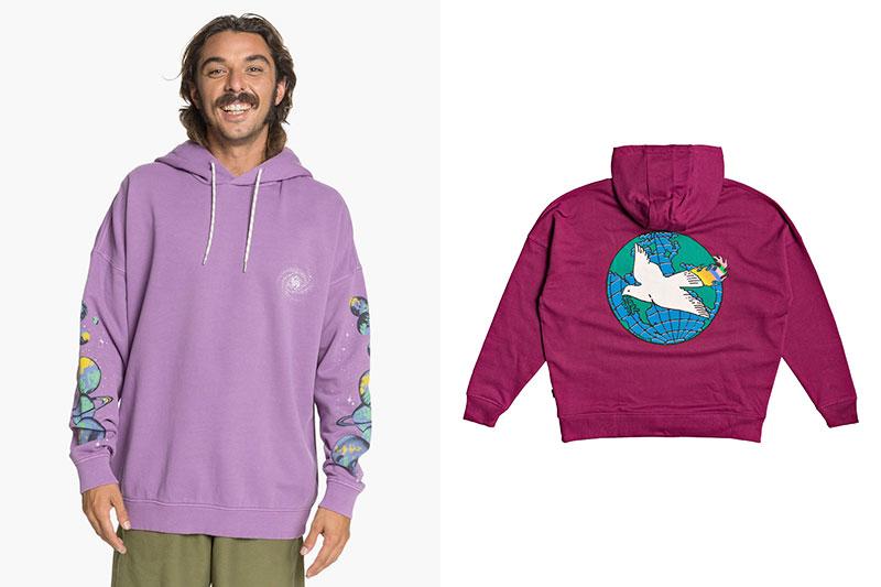 Cómo se viste un surfer en invierno o Quiksilver Originals