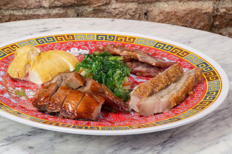 Restaurante Hong Kong 70: ambiente desenfadado y urbano