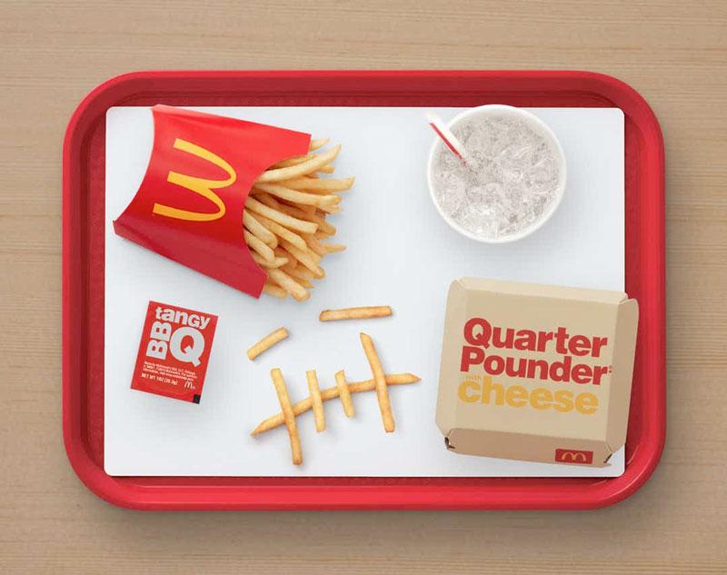 Travis Scott y McDonald's unidos en un menú