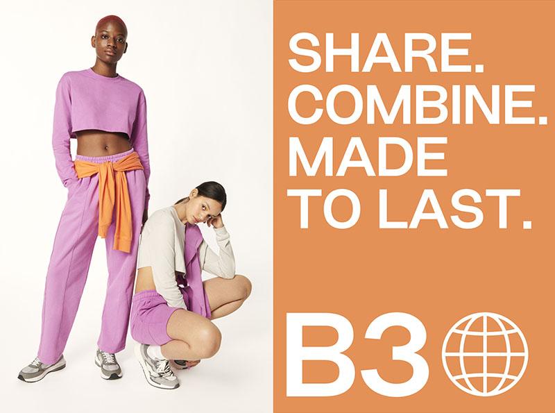 Básicos unisex para compartir: Bershka B3